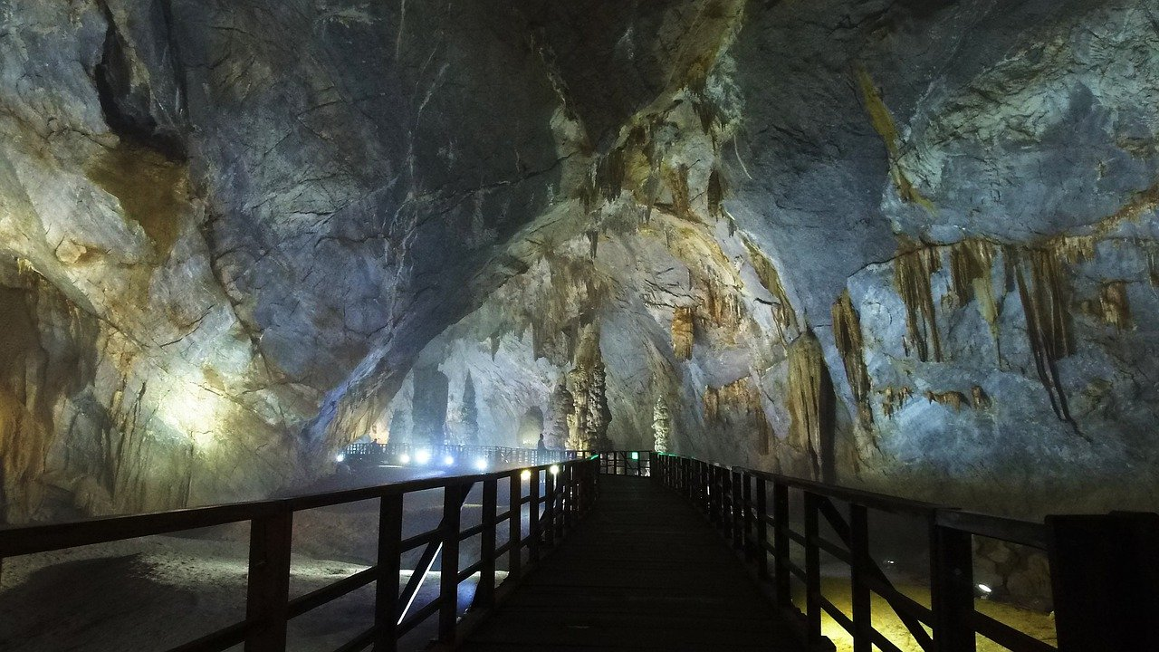 cave Phong Nha Ke Bang